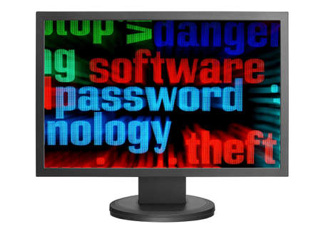 Online fraud Stock Photo - 14555395