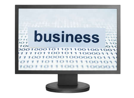 Web business Stock Photo - 14650105