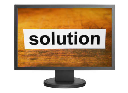 Solution Stock Photo - 14650114
