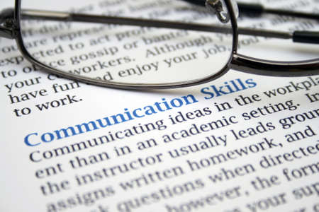 simplify: Communication skills