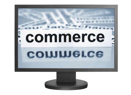 Commerce photo