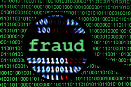 internet fraud: Fraud