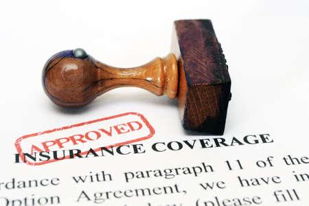 Insurance coverage Stock Photo - 14916808
