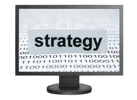 busines: Strategy concept Stock Photo