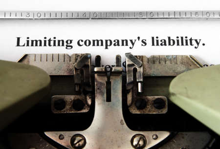 consignee: Company liability
