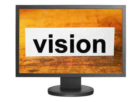 Vision concept photo