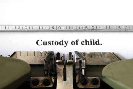 father in law: Custody of child
