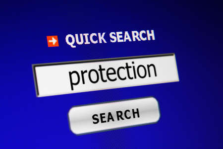 Search for protection photo