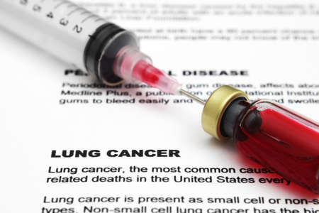 Lung cancer Stock Photo - 15627861