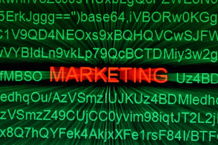 Web marketing Stock Photo - 15627870