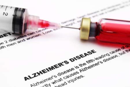ageing: Alzheimer disease