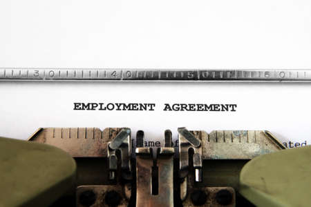 stipulation: Employment agreement