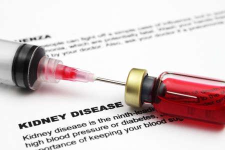 Kidney disease form