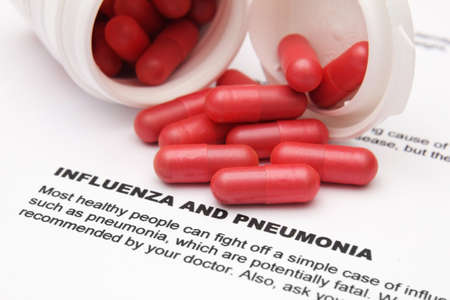 ah1n1: Influenza and pneumonia