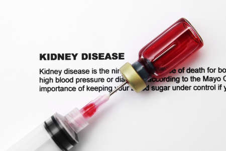 Kidney disease photo