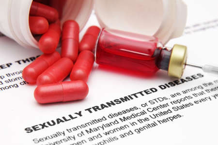 Sexually transmitted diseases Stock Photo - 16117191
