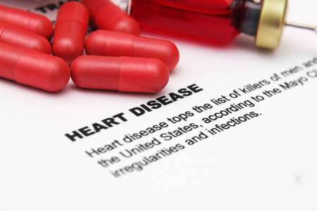 high blood pressure: Heart disease