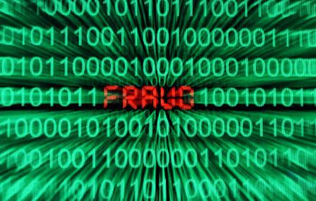 Web Fraud  concept Stock Photo - 16354739