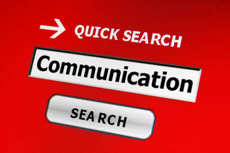 Search for communication photo