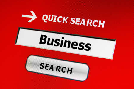 Web business Stock Photo - 16882105