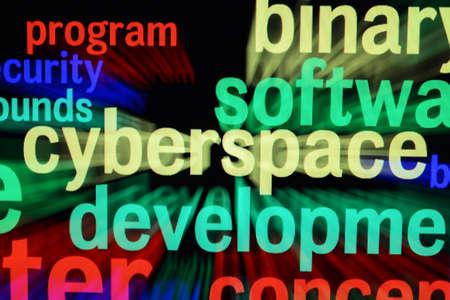 Syberspace Stock Photo - 17006610