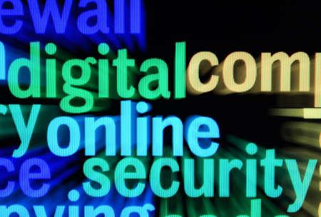 Online security Stock Photo - 17089374