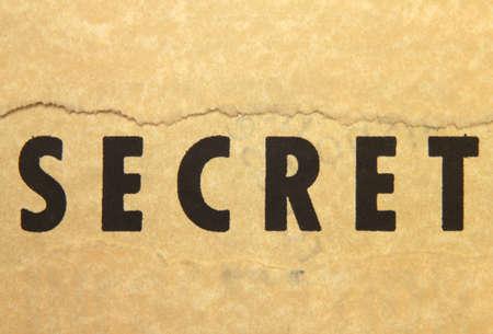 Secret Stock Photo - 17191047