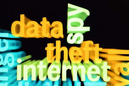 data theft: Data theft internet