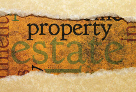 Property and estate concept photo