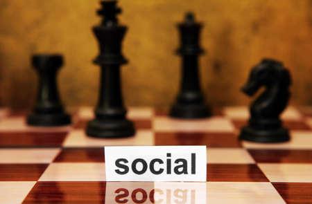 Social concept Stock Photo - 17431114