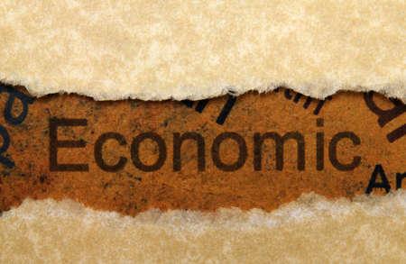 Economy concept Stock Photo - 17432494