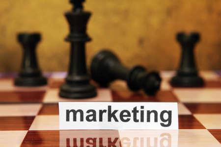 Marketing concept Stock Photo - 17432174
