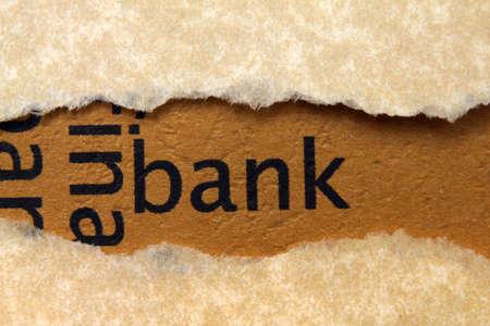 Bank concept Stock Photo - 17502473