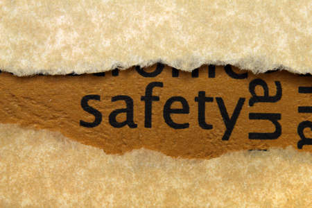 Safety concept Stock Photo - 17502466