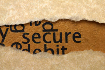 Secure concept Stock Photo - 17502470