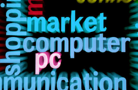 Market computer pc photo