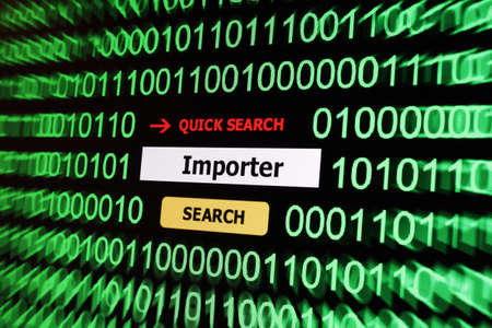 importer: Search for importer