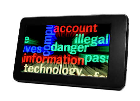 Pc tablet Stock Photo - 17885967