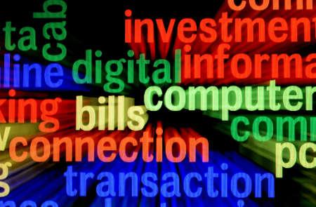 Bills connection transaction photo