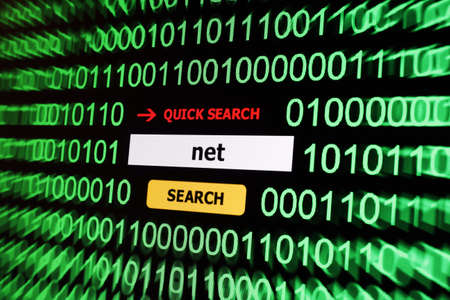 Search for net Stock Photo - 17886100