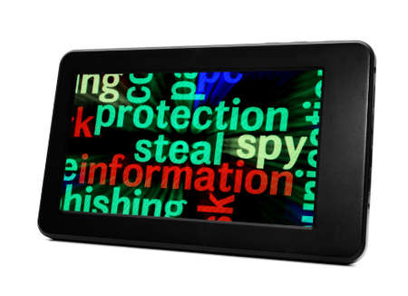 Information protection steal Stock Photo - 17997120