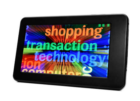technology transaction: Shopping transaction technology