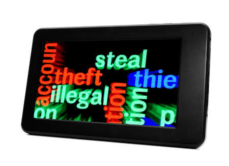 Steal illegal theft photo