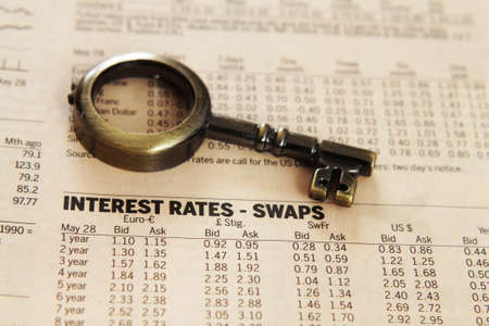 Report - interest rates photo