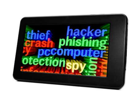 mislead: Phishing concept
