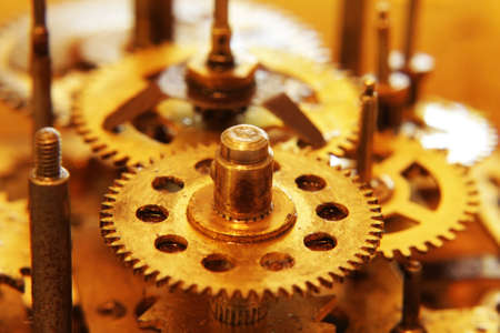 Old gears Stock Photo - 18389220