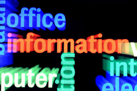Information Stock Photo - 18389279