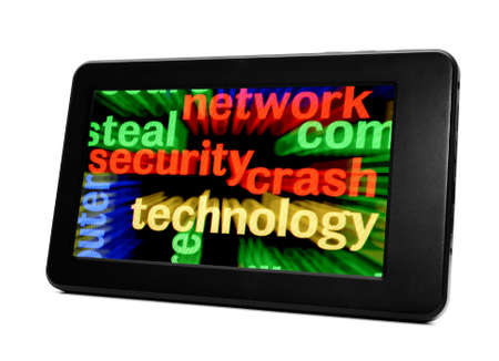 Network security Stock Photo - 18389194