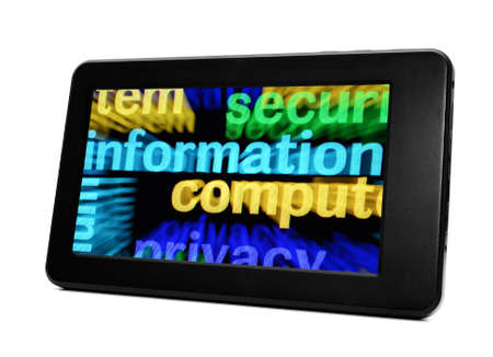 Information concept Stock Photo - 18559613
