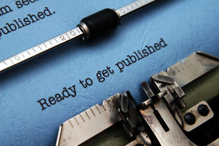 Prêt à se faire publier